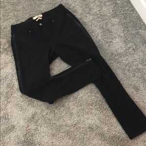 DITTOS black Legging jeans with zippers